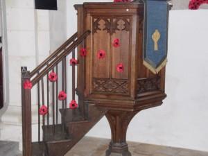 KR pulpit